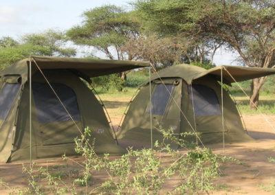 Notre matériel de camping
